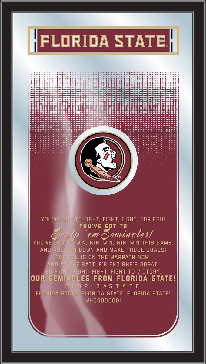 Florida State Seminoles Fight Song Mirror
