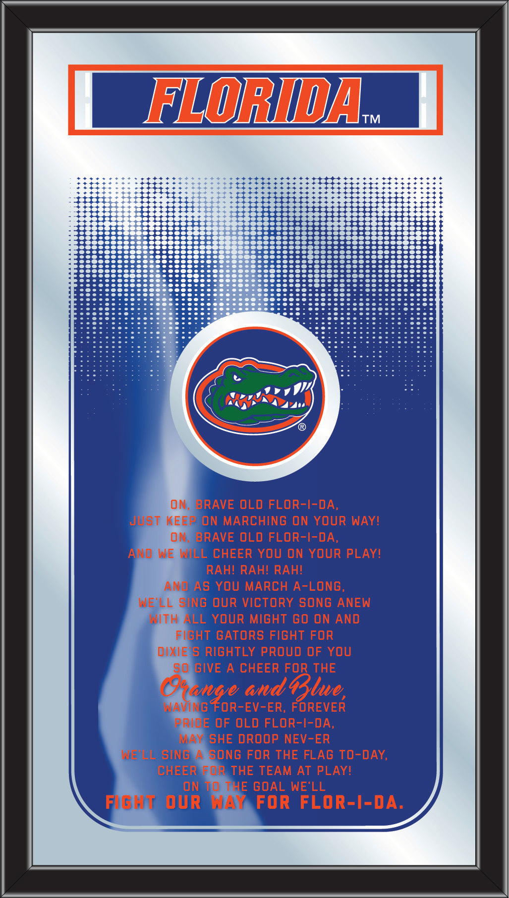 Florida Gators Fight Song Mirror
