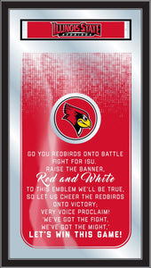 Illinois State Red Birds Fight Song Mirror