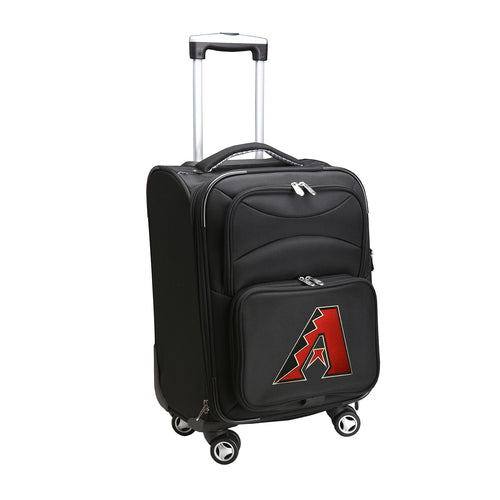 Arizona Diamondbacks Luggage Carry-On 21in Spinner Softside Nylon
