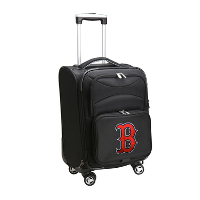 Boston Red Sox Luggage Carry-On 21in Spinner Softside Nylon