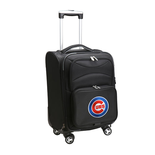 Chicago Cubs Luggage Carry-On 21in Spinner Softside Nylon
