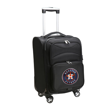 Houston Astros Luggage Carry-On 21in Spinner Softside Nylon