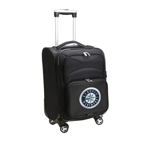 Seattle Mariners Luggage Carry-On 21in Spinner Softside Nylon