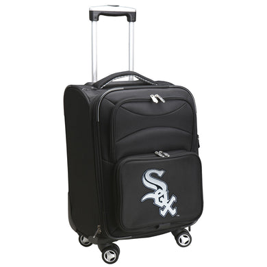 Chicago White Sox Luggage Carry-On 21in Spinner Softside Nylon