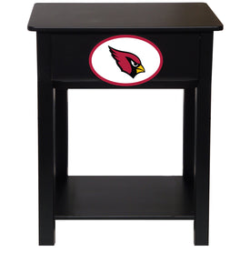 Arizona Cardinals Nightstand/Side Table