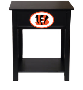 Cincinnati Bengals Nightstand/Side Table