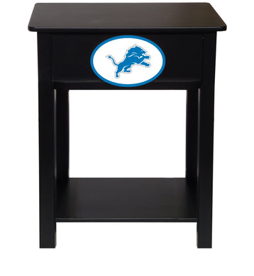 Detroit Lions Nightstand/Side Table