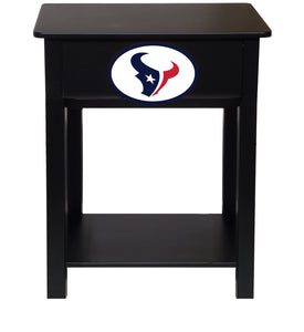 Houston Texans Nightstand/Side Table