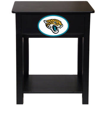 Jacksonville Jaguars Nightstand/Side Table