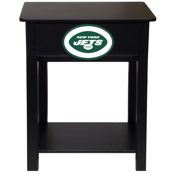 New York Jets Nightstand/Side Table