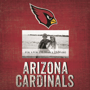Arizona Cardinals Team Logo Picture Frame