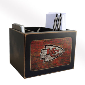 Kansas City Chiefs Desktop Organizer