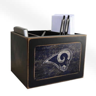 Los Angeles Rams Desktop Organizer