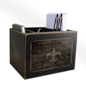 New Orleans Saints Desktop Organizer