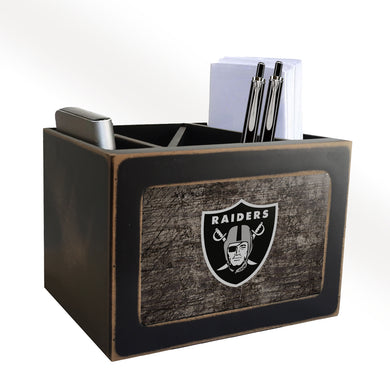 Oakland Raiders Desktop Organizer