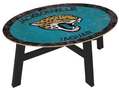 Jacksonville Jaguars Color Logo Coffee Table