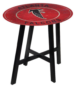 Atlanta Falcons Heritage Logo Pub Table