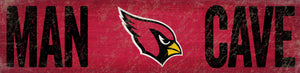 Arizona Cardinals Man Cave Sign
