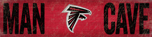 Atlanta Falcons Man Cave Sign