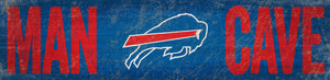 Buffalo Bills Man Cave Sign