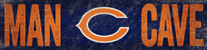 Chicago Bears Man Cave Sign