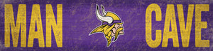 Minnesota Vikings Man Cave Sign
