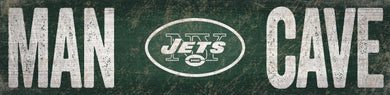 New York Jets Man Cave Sign