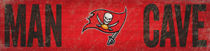 Tampa Bay Buccaneers Man Cave Sign