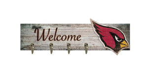 "Arizona Cardinals Coat Hanger - 24""x6"""