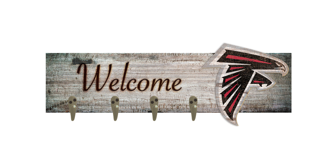 Atlanta Falcons Coat Hanger - 24