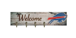 "Buffalo Bills Coat Hanger - 24""x6"""