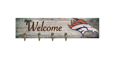 Denver Broncos Coat Hanger - 24