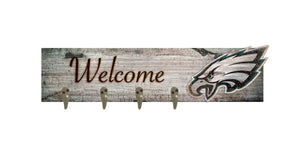 "Philadelphia Eagles Coat Hanger - 24""x6"""