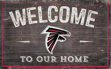 Arizona Cardinals Welcome To Our Home Sign - 11