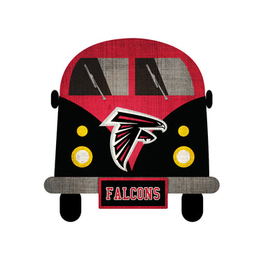Atlanta Falcons Team Bus Sign