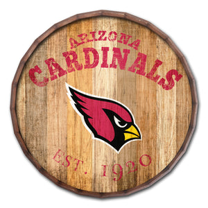 Arizona Cardinals Established Date Barrel Top -24""