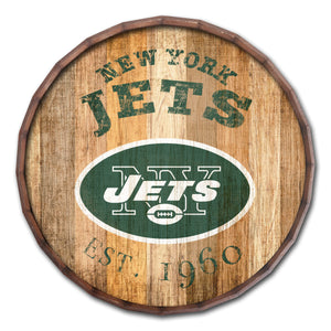 New York Jets Established Date Barrel Top -16""