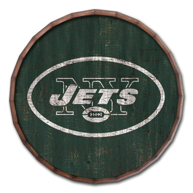 New York Jets Cracked Color Barrel Top -24