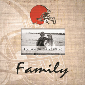 Cleveland Browns Family Picture Frame