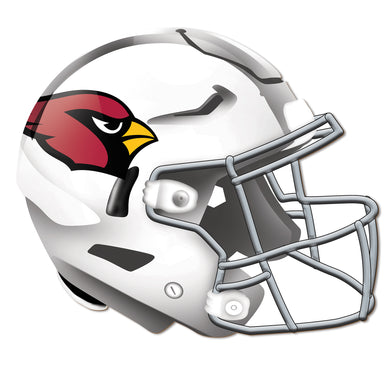 Arizona Cardinals Authentic Helmet Cutout