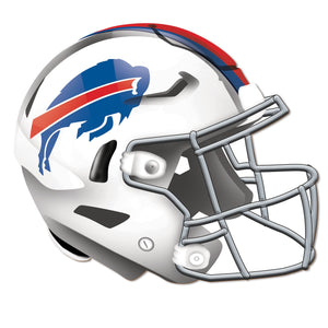 Buffalo Bills Authentic Helmet Cutout -12""