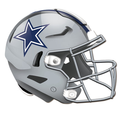 Dallas Cowboys Authentic Helmet Cutout -12