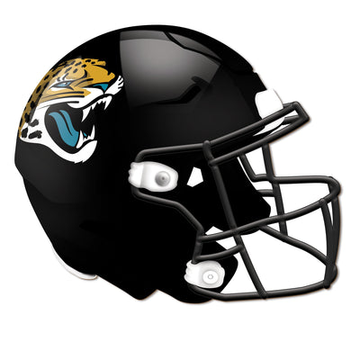 Jacksonville Jaguars Authentic Helmet Cutout -12