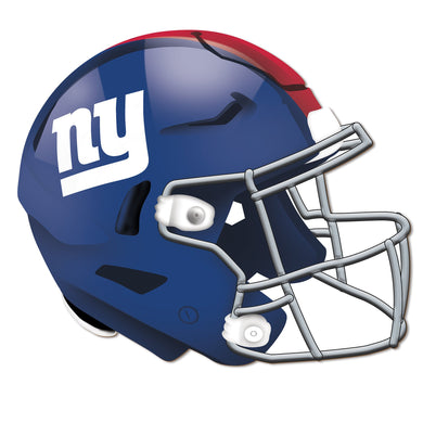 New York Giants Authentic Helmet Cutout -12