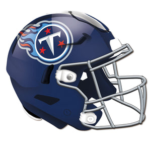 Tennessee Titans Authentic Helmet Cutout -12""