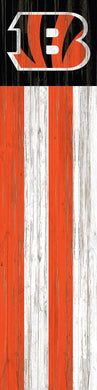 Cincinnati Bengals Flag Door Leaner - 6