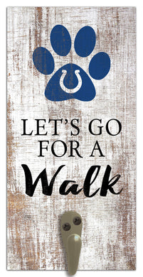 Indianapolis Colts Leash Holder Sign 6