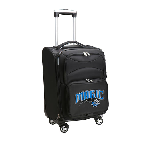 Orlando Magic Luggage Carry-On 21in Spinner Softside Nylon