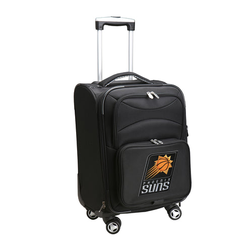 Phoenix Suns Luggage Carry-On 21in Spinner Softside Nylon